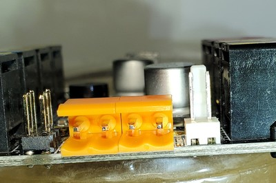 ME Orion M1M2 Pins