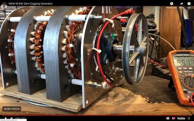 60KW FTC generator