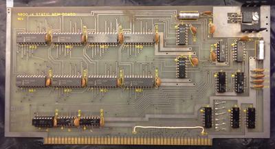 1K Static Ram S 100