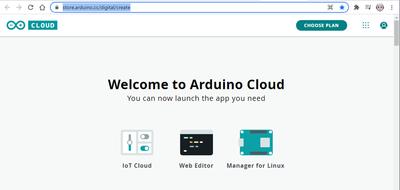 ArduinoIoTCloudCreate