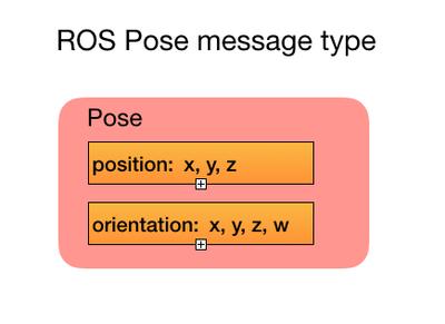 Pose message type