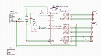 ATMEGA328P   Readying for use in projects