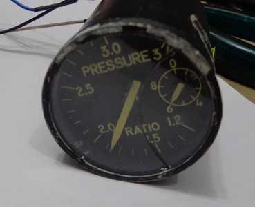 B707 Pressure Ratio Indicator