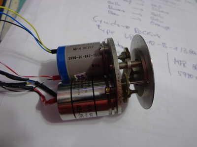 B707 Pressure Ratio Ind